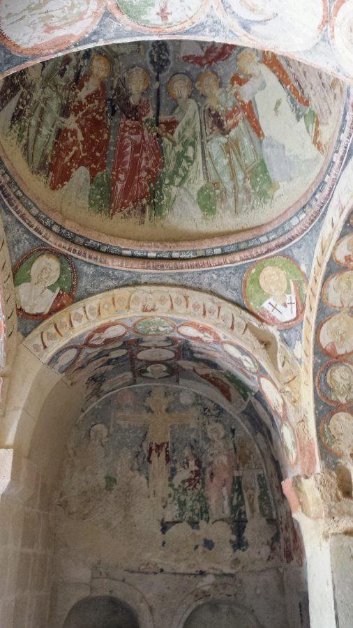 El Nazar Church, Goreme, Capadócia, Turquia