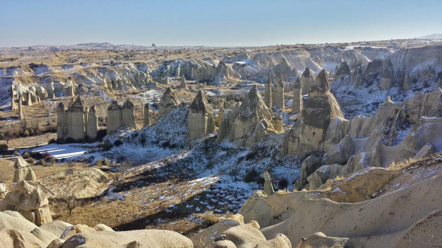 Love Valley, Capadócia, Turquia