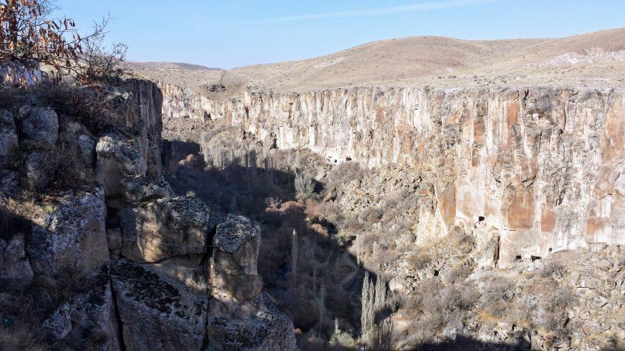 Vale Ilhara, Capadócia, Turquia