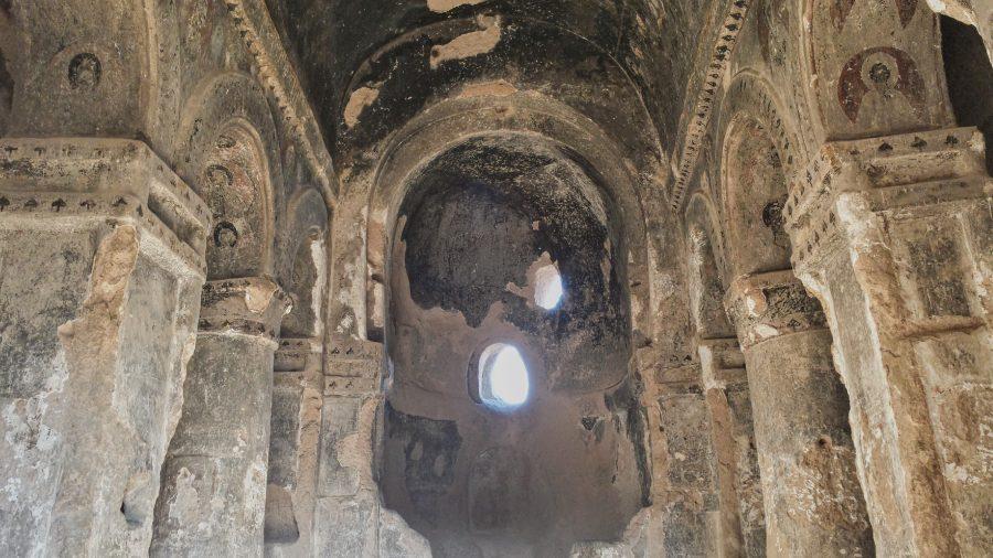 Catedral Selime, Capadócia, Turquia