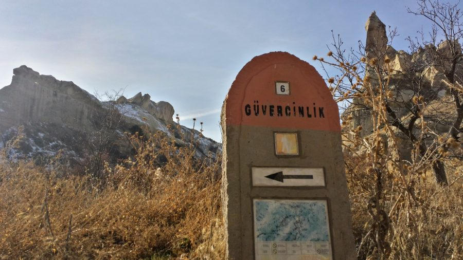 Pingeon Valley, Capadócia, Turquia