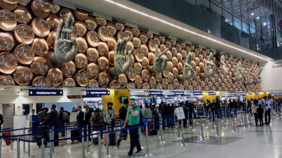 Aeroporto Nova Delhi