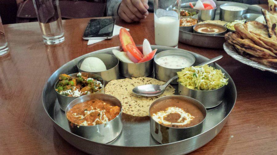 Thali - Nova Delhi