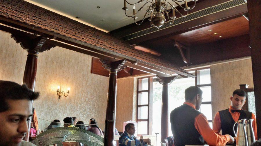 Restaurante Índia - Nova Delhi