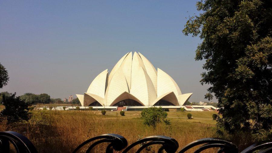 Templo de Lótus - Nova Delhi