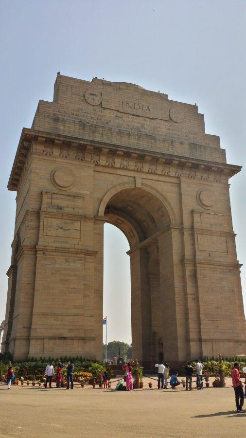 Porta da Índia - Nova Delhi