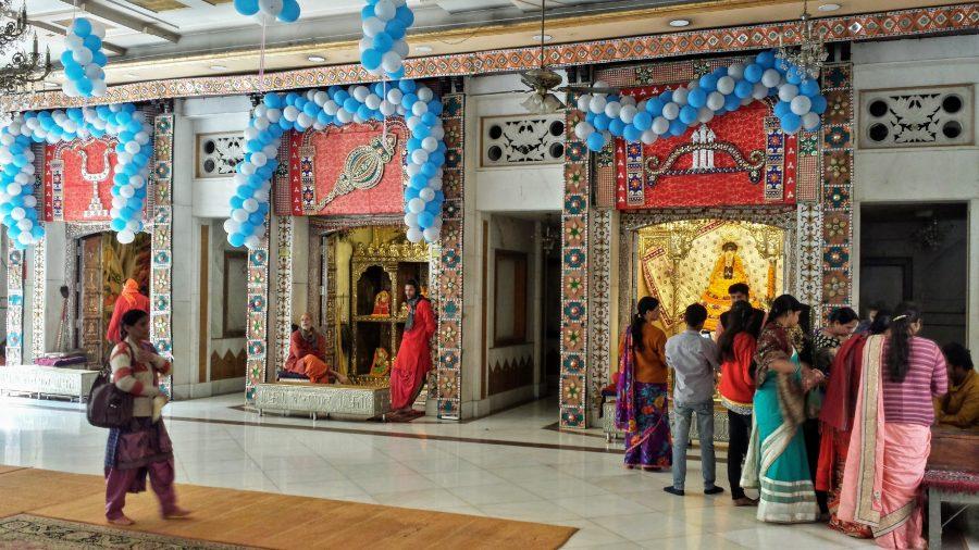 Tridev Varanasi India