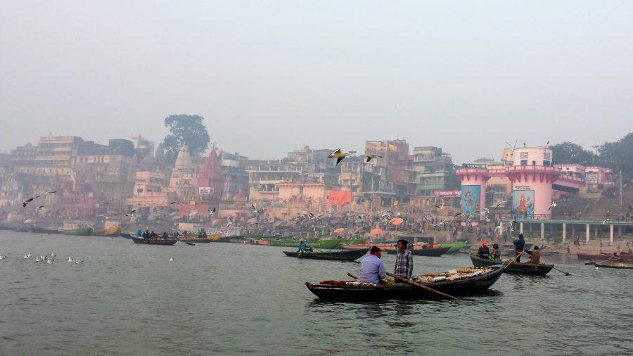 Ganges - Varanasi - India