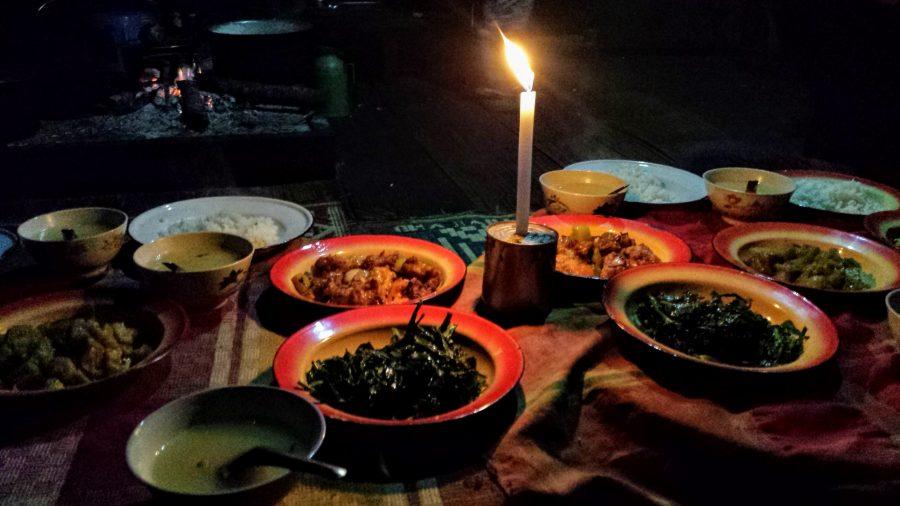 Comida Myanmar