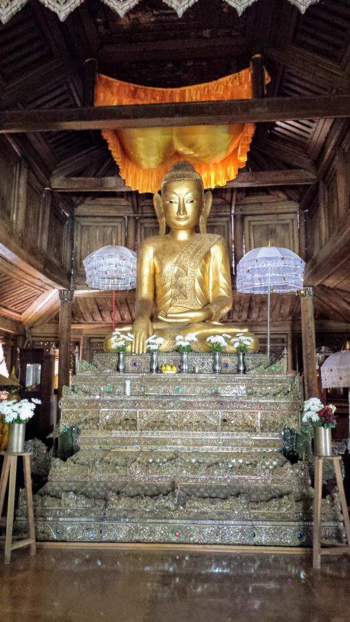 Monastério Shwe Yan Pyay