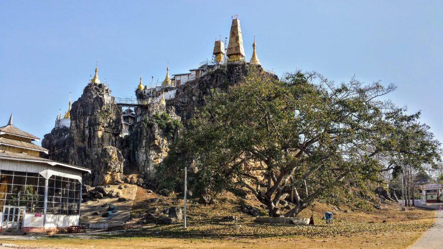 Taung Kwe Pagoda