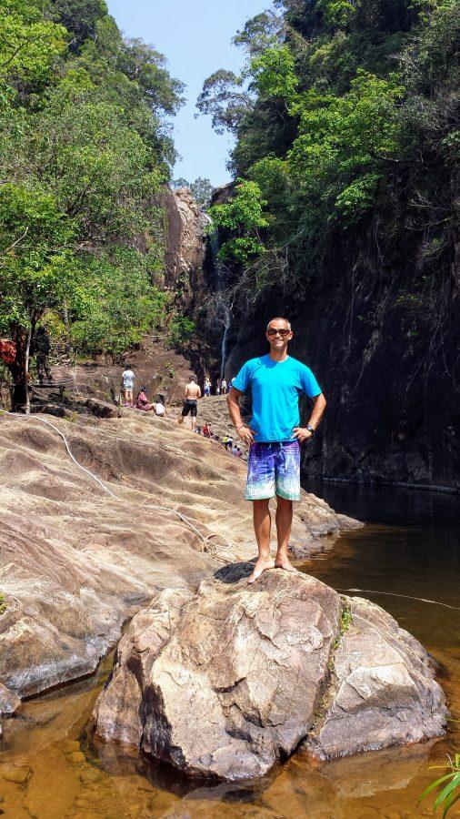 Cachoeira de Khlong Phlu