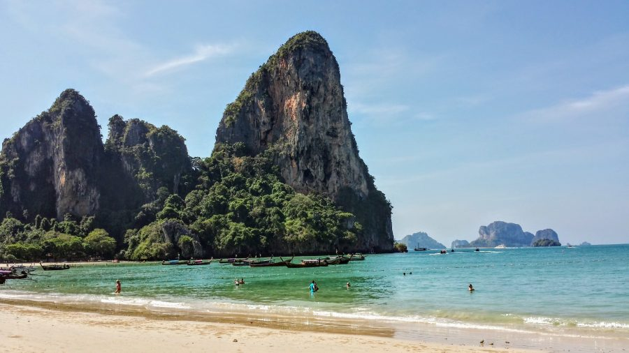 Railay Oeste