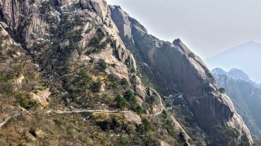 Montanha Huangshan