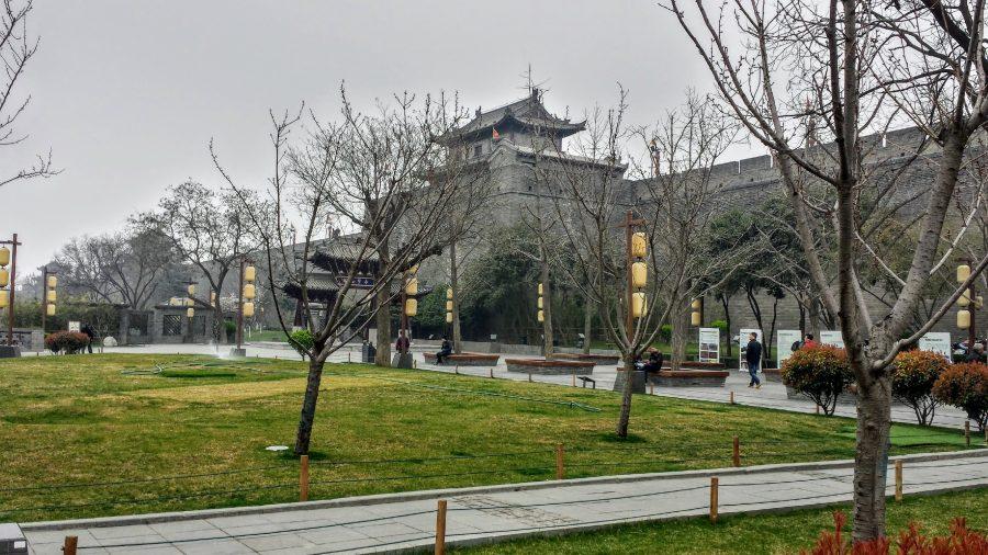 Muralha de Xian