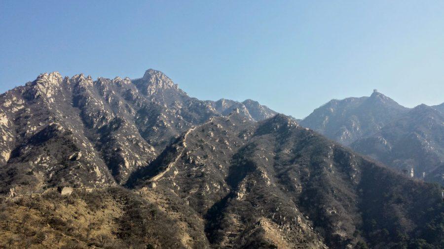 Trekking na Muralha da China