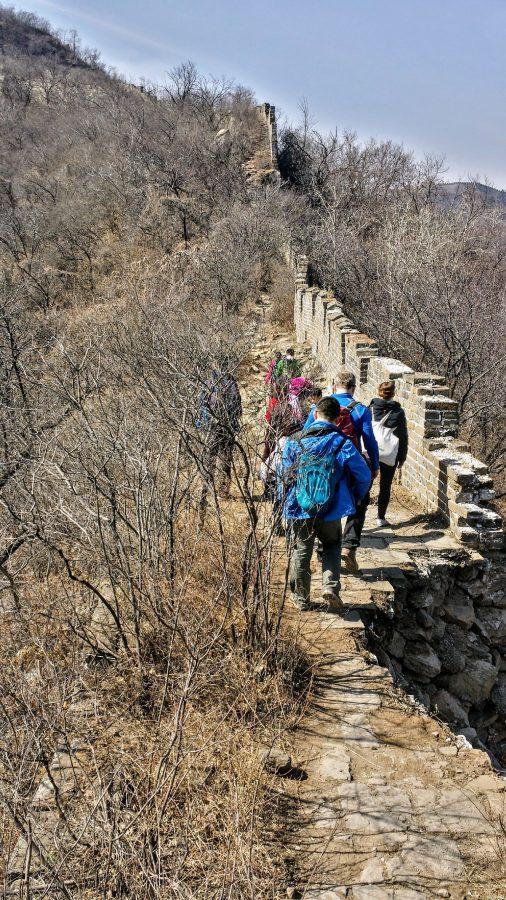 Trekking Muralha da China