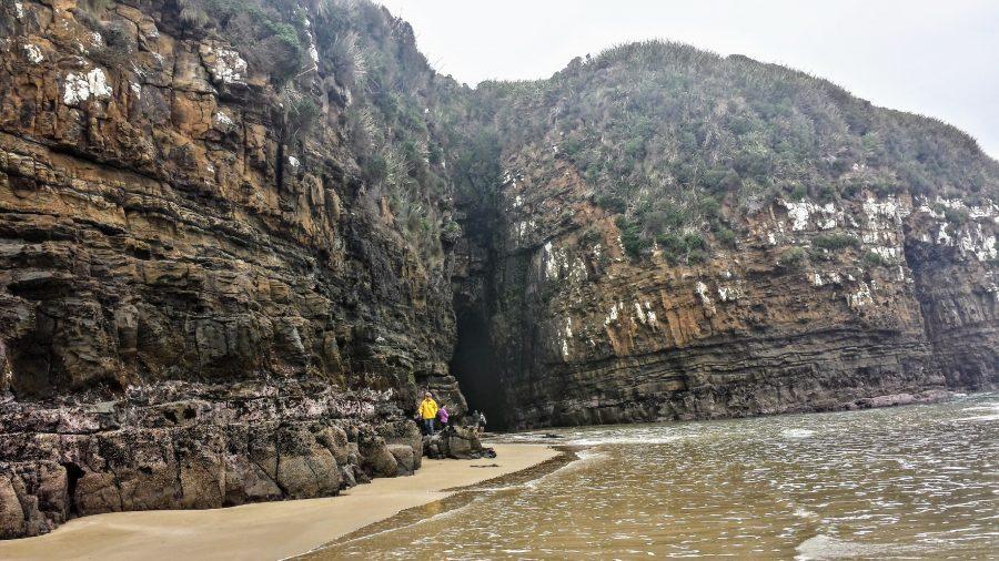 Cathedral Caves Chaslands Nova Zelândia