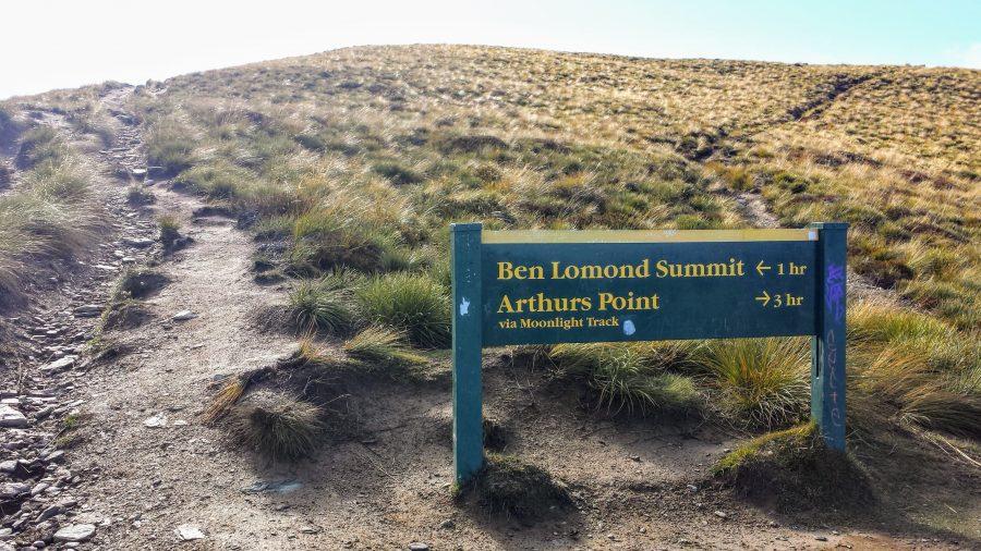 Trilha Ben Lomond
