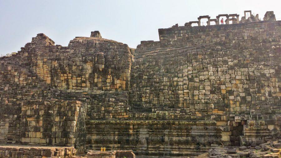 Buda deitado em Angkor Thom